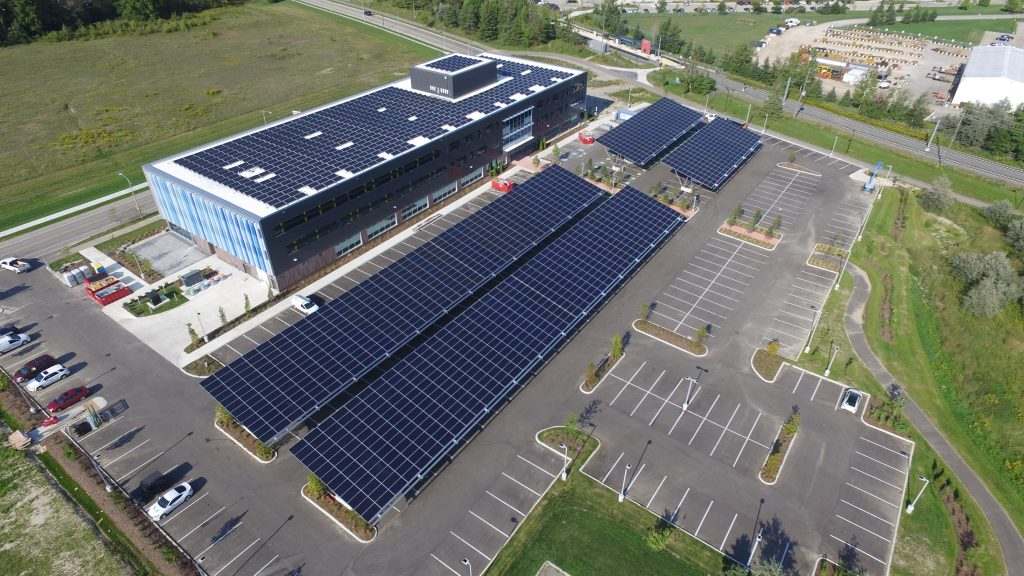 Solar-carport-parking-lot