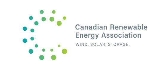 Canadian Renewable Energy Association logo