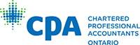 Chartered Professional Accountants Ontario Logo